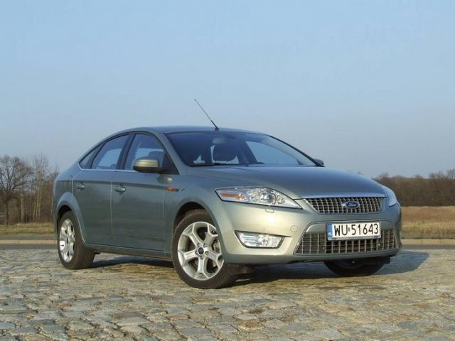 Ford Mondeo IV -