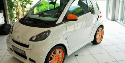 Smart Fortwo II Coupe Facelifting