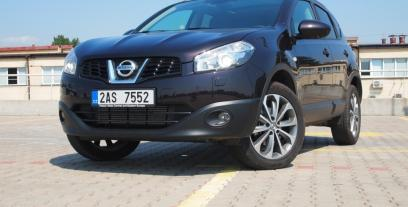 Nissan Qashqai I Crossover Facelifting  2.0 140KM 103kW od 2009