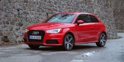 Audi A1 Hatchback 3d Facelifting