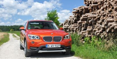 BMW X1 I Crossover sDrive20d EfficientDynamics Edition 163KM 120kW 2011-2012