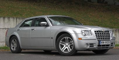 Chrysler 300c I Sedan Dane Techniczne Autocentrum Pl