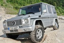 Mercedes Klasa G W463 Off-roader długi