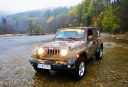 Jeep Wrangler III Unlimited -