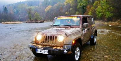 Jeep Wrangler III Unlimited 2.8 CRD 200KM 147kW 2007-2010