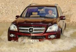 Mercedes Klasa GL X164 Off-roader