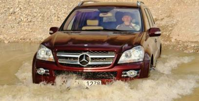 Mercedes Klasa GL X164 Off-roader 300 CDI 4MATIC 224KM 165kW 2006-2008