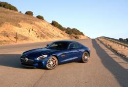 Mercedes AMG GT Coupe Coupe - Dane techniczne