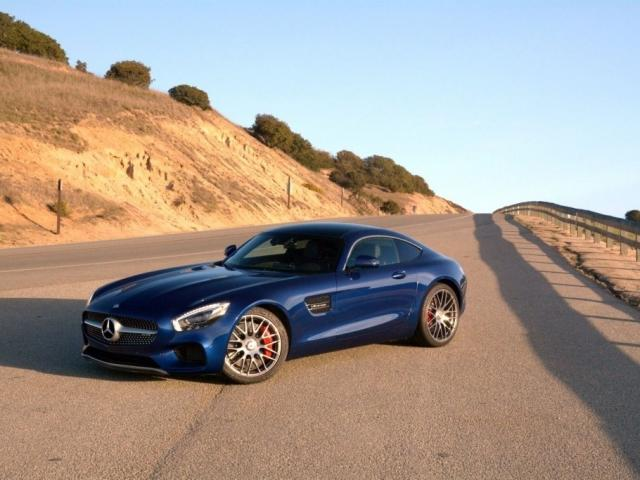 Mercedes AMG GT Coupe Coupe -