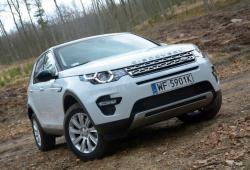 Land Rover Discovery Sport I SUV
