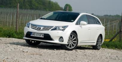 Toyota Avensis III Wagon Facelifting 2.0 Valvematic 152KM 112kW 2012-2015