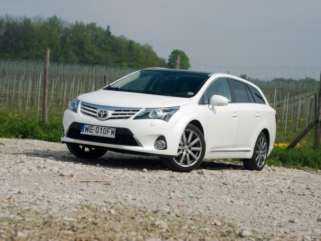 Toyota Avensis III Wagon Facelifting - Opinie lpg