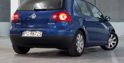 Volkswagen Golf V Hatchback 14 80km 59kw 2003 2008 Dane