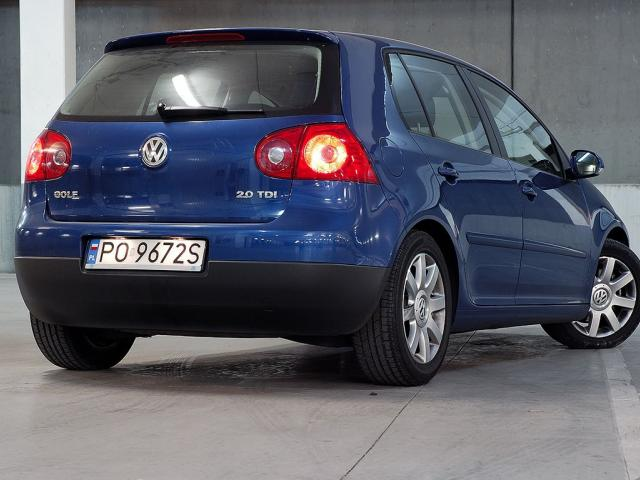 Volkswagen Golf V -