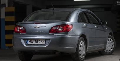 Chrysler Sebring III Sedan 2.2 CRD 150KM 110kW 2006-2010
