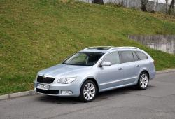 Skoda Superb II Kombi -