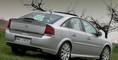 Oryginał Raport spalania Opel Vectra C Hatchback - zużycie paliwa IW59