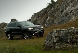 Jeep Grand Cherokee IV Terenowy Facelifting - Dane techniczne