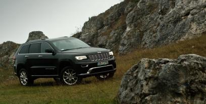 Jeep Grand Cherokee IV Terenowy Facelifting 3.0 V6 CRD 190KM 140kW 2013-2015