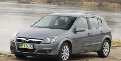 Opel Astra H Hatchback 5d 2.0 turbo ECOTEC 200KM 147kW 2004-2013