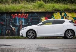 Lexus CT Hatchback 5d Facelifting