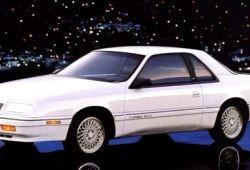 Chrysler LE Baron III Coupe 2.5 i Turbo 155KM 114kW 1989-1994