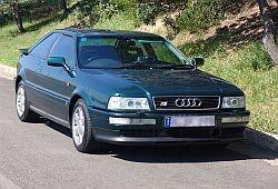 Audi 80 B4 S2 Coupe 2.2 i Turbo 230 KM 169 kW
