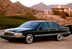 Buick Roadmaster Sedan 5.7 V6 260KM 191kW 1994-1996