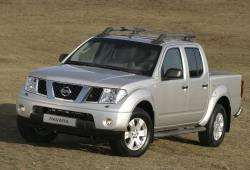 Nissan Navara III Pick Up 4.0 265KM 195kW 2005-2007