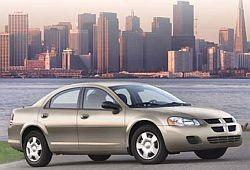 Dodge Stratus II Sedan 2.4 i 152KM 112kW 2001-2006