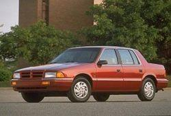 Dodge Spirit 2.5 Turbo 152KM 112kW 1988-1995