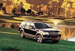 Ford Explorer III 4.0 162KM 119kW 2001-2002