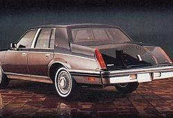 Lincoln Continental VI 5.0 180KM 132kW 1982-1987