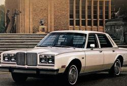 Chrysler LE Baron II Sedan 2.2 85KM 63kW 1981-1988