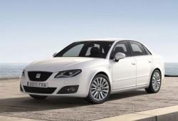Seat Exeo Sedan Facelifting 1.8 TSI 160KM 118kW 2012-2013
