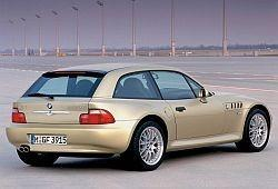 BMW Z3 Coupe 3.0i 231KM 170kW 2000-2002