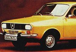Dacia 1300 Sedan 1.3 54KM 40kW 1969-1979