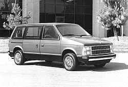 Plymouth Voyager I Van 3.0 125 KM 92 kW