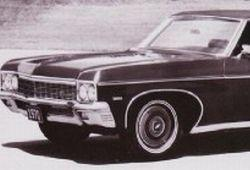 Chevrolet Caprice Classic I Coupe