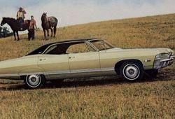 Chevrolet Caprice Classic I Sedan 6.5 Turbo 330KM 243kW 1965-1970