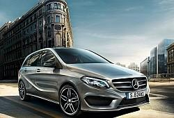 Mercedes Klasa B W246 Sports Tourer Facelifting 1.6 180 BlueEFFICIENCY Edition 122KM 90kW 2015-2018