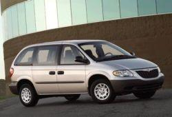 Chrysler Voyager IV Grand Voyager 2.8 CRD 150KM 110kW 2004-2008