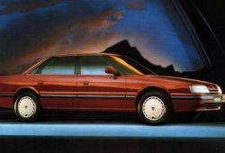 Rover 800 Sedan 2.5 SI/Sterling KAT 150KM 110kW 1986-1991