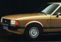 Ford Granada II Sedan 2.0 105KM 77kW 1981-1985