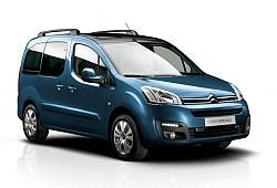 Citroen Berlingo II Combi Facelifting 2015 1.6 BlueHDi 100KM 74kW 2015-2018