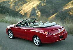 Toyota Camry V Cabrio Solara Silniki Dane Testy Autocentrum Pl