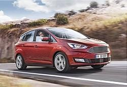 Ford C-MAX II Minivan Facelifting
