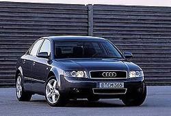 Audi A4 B6 Sedan 16 I 102km 75kw 2000 2004 Dane Techniczne