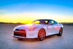 Nissan GT-R Coupe Facelifting 2014 -