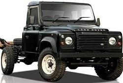 Land Rover Defender III 110 Single Chassis Cab -
